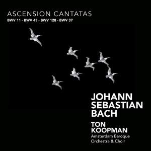 J S Bach - Ascension Cantatas