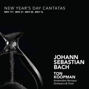 J S Bach - New Year's Day Cantatas
