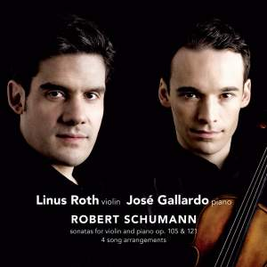 Schumann - Violin Sonatas Nos. 1 & 2