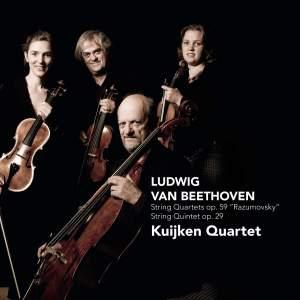 Beethoven: String Quartets Op. 59 & String Quintet