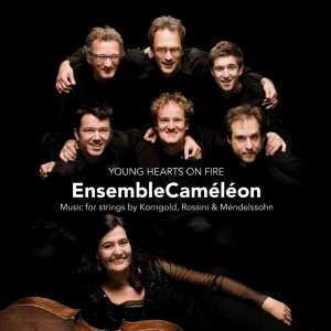 EnsembleCaméléon: Young Hearts on Fire