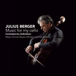 Julius Berger: Music For My Cello