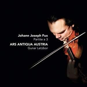 Johann Joseph Fux: Partite A 3