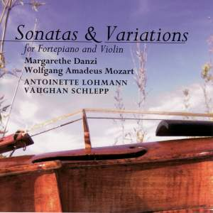 Sonatas & Variations for Fortepiano &Violin