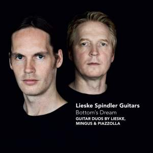 Lieske Spindler Guitars: Bottom's Dream