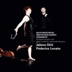 Jelena Ocic & Federico Lovato: Works for cello & piano