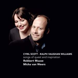 Songs by Cyril Scott & Vaughan Williams Product Image