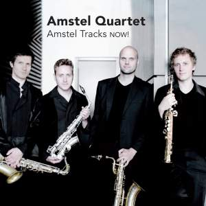 Amstel Quartet: Amstel Tracks NOW!