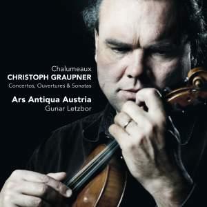 Christoph Graupner: Chalumeaux