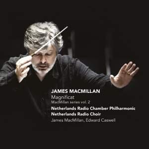 MacMillan: Magnificat, Nunc Dimittis, Ó & Tryst