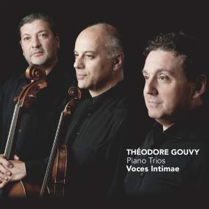 Theodore Gouvy: Piano Trios Nos. 2-4