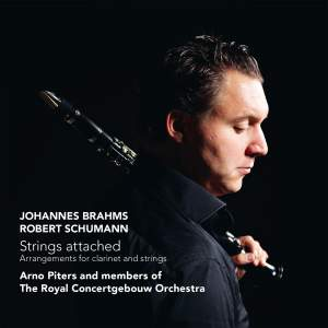 Brahms & Schumann: Strings Attached