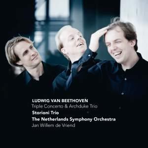 Beethoven: Triple Concerto & Archduke Trio