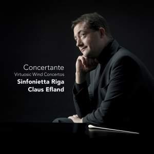 Concertante: Virtuosic Wind Concertos