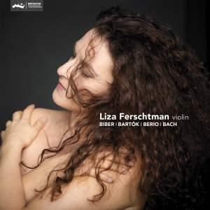 Liza Ferschtman plays Biber, Bartok, Berio & Bach