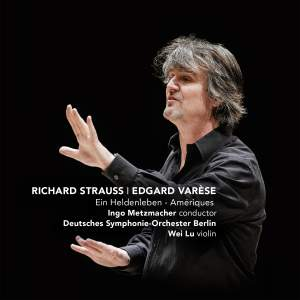 Ingo Metzmacher conducts R. Strauss & Varèse