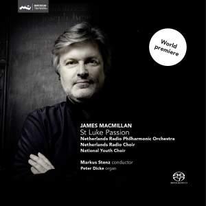 MacMillan: St. Luke Passion