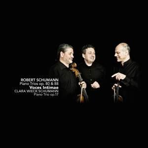 Robert Schumann & Clara Wieck Schumann: Piano Trios
