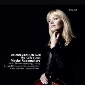 JS Bach: The Cello Suites