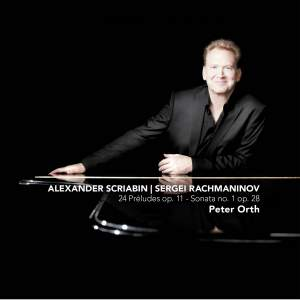 Peter Orth plays Scriabin & Rachmaninoff