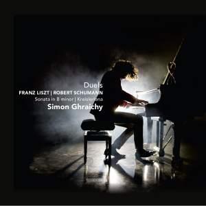 Liszt: Sonata in B minor & Schumann: Kreisleriana