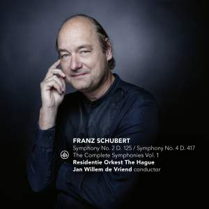 Schubert: Symphony Nos. 2 & 4