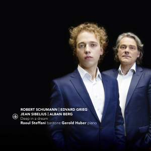 Deep in a Dream: Songs by Schumann, Grieg, Sibelius & Berg Product Image