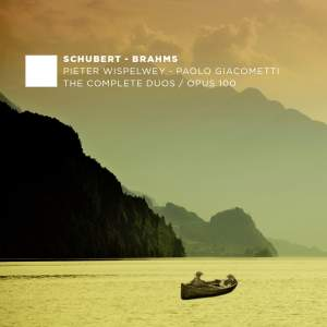 Schubert: Sonata D.574 - Brahms: Sonatas Op. 99 & 100