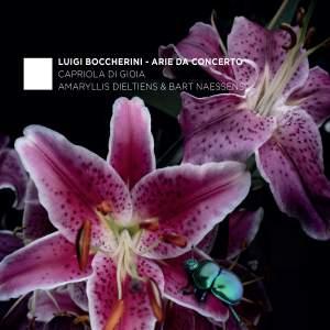 Boccherini: Arie da Concerto