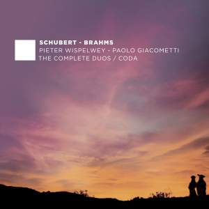 Schubert & Brahms: The Complete Duos - Coda