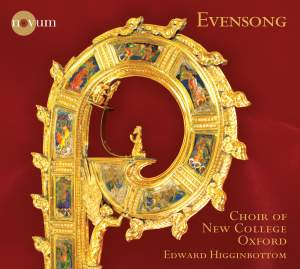 Evensong at New College Oxford Product Image