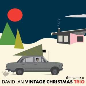 Vintage Christmas Trio