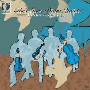 Czech Piano Quartets Product Image