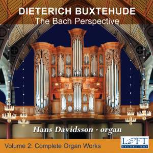 Buxtehude: Complete Organ Works, Vol. 2