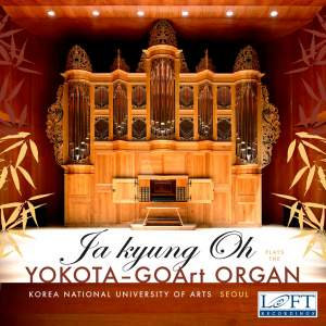 Ja Kyung Oh Plays the Yokota-GoArt Organ