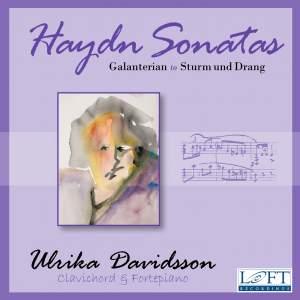 Haydn: Sonatas, Galanterian to Sturm und Drang