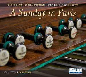 A Sunday in Paris