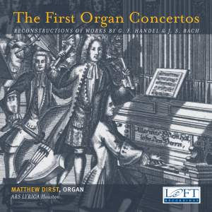 The First Organ Concertos Product Image