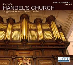 Recital in Handel's Church