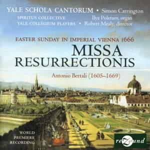 Bertali: Missa Resurrectionis Product Image