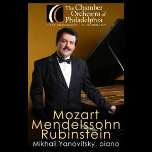 Mozart - Mendelssohn - Rubinstein
