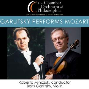 Garlitsky Performs Mozart