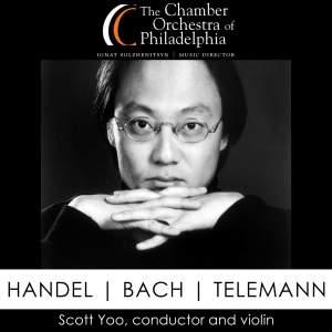 Handel - Bach - Telemann