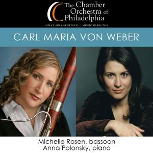 Weber: Basson Concerto, Konzertstück & Symphony No. 1