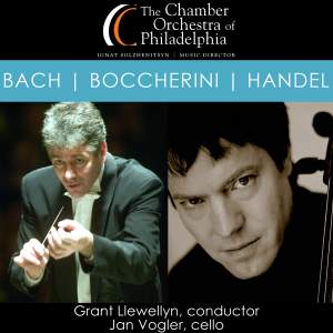 C P E Bach, Boccherini & Handel: Baroque Concertos