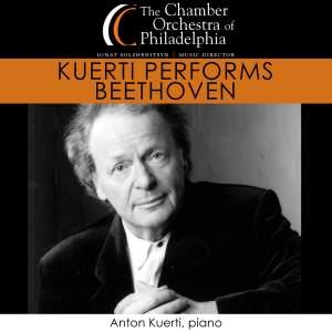 BEETHOVEN, L. van: Piano Concerto No. 4 / Symphony No. 1 / MANEVAL, P.: A Spirit Awakened (Kuerti, Chamber Orchestra of Philadelphia, Solzhenitsyn)