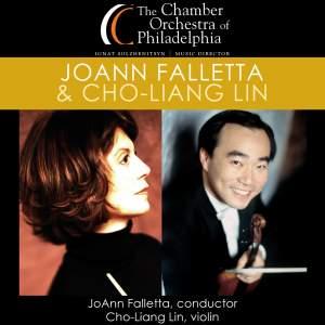 STRAVINSKY, I.: Pulcinella Suite / MOZART, W.A.: Violin Concerto No. 2 (Cho-Liang Lin, Chamber Orchestra of Philadelphia, Falletta)