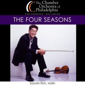 VIVALDI, A.: 4 Seasons (The) (Soovin Kim, Chamber Orchestra of Philadelphia, Solzhenitsyn)