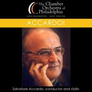 LOCATELLI, P.A.: Violin Concerto, Op. 3, No. 12 / SCHOENBERG, A.: Verklärte Nacht (Accardo, Chamber Orchestra of Philadelphia)