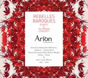 Rebelles baroques Product Image